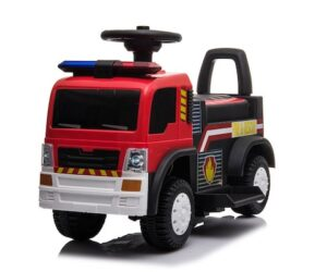 6V Ride On Fire Engine