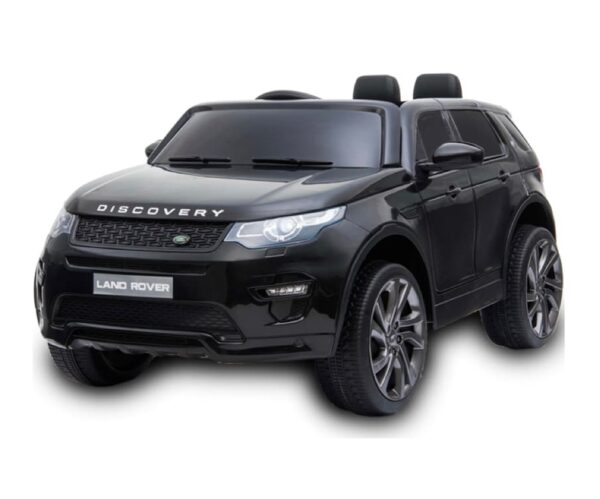 Black Land Rover Discovery HSE Sport Ride On Car