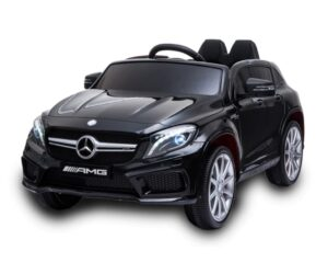 Mercedes GLA Ride On Car Black