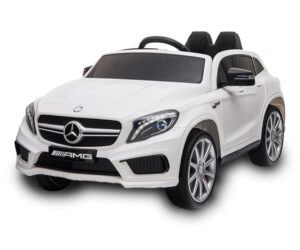 Mercedes GLA Ride On Car White