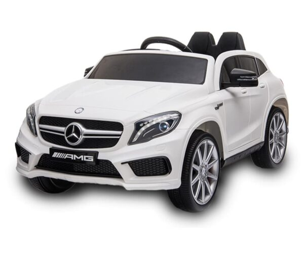 Mercedes GLA Ride On Car White