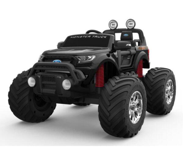Black Ford Monster Truck